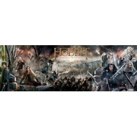 Poster Puerta The Hobbit Battle Of Five Armies C