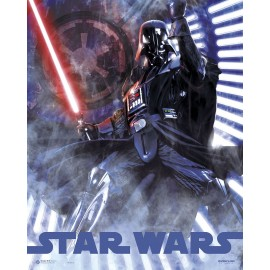 Mini Poster Star Wars Dark Vader