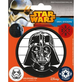 Pegatina Vinyl- Star Wars Empire
