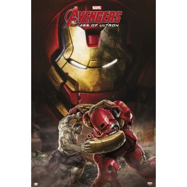 MAXI POSTER MARVEL AVENGERS AGE OF ULTRON HULKBUSTER