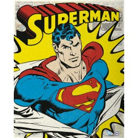 Mini Poster Dc Comic Superman