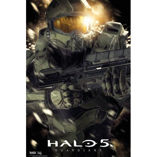 MAXI POSTER HALO 5 MASTER CHIEF