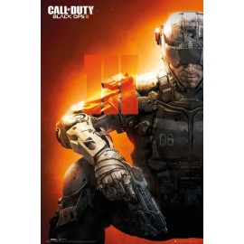MAXI POSTER CALL OF DUTY BLACK OPS 3 III