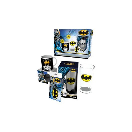 Set de Regalo DC Comic - Batman Edición Limitada