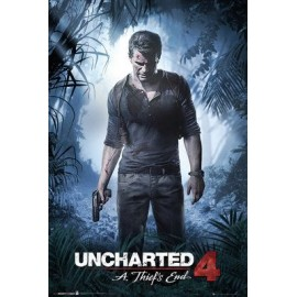 Maxi Poster Uncharted 4 A Thiefs Ends