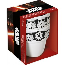 Taza Dreaming Star Wars Apilable 2 Pcs En Estuche