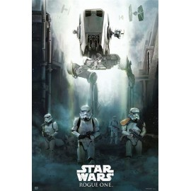 Maxi Poster Rogue One AT-ST
