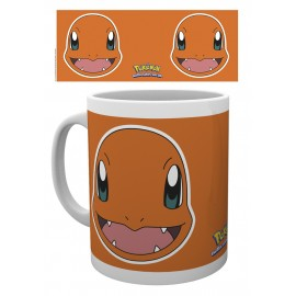 Taza Pokemon Cara Charmander