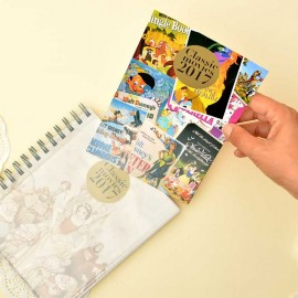 Diary 2017 Weekly View Disney Classic Movies