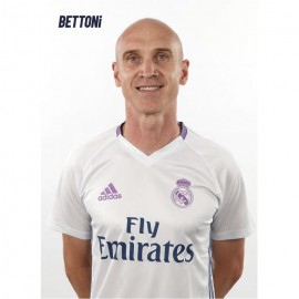 Postal Real Madrid 2016/2017 David Bettoni