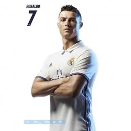 Poster Real Madrid 2016/2017 Ronaldo Pose