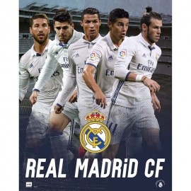 Mini Poster Real Madrid 2016/2017 Grupo Accion