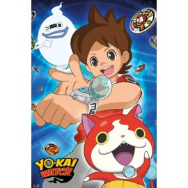 Poster Yo-Kai Watch Trio