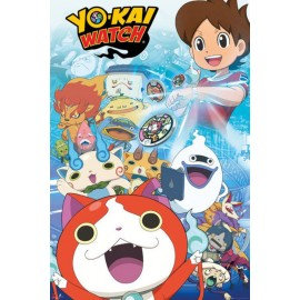 Poster Yo-Kai Watch Key Art