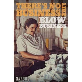 Poster Narcos No Business