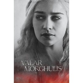 Poster Game Of Thrones (Daenerys)