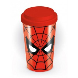 Taza Viaje Marvel Retro Spider-Man Eyes