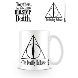 Taza Harry Potter Master Of Death