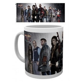 Taza Suicide Squad Group