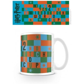 Taza Harry Potter Quidditch