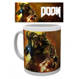 Taza Doom Cyber Demon