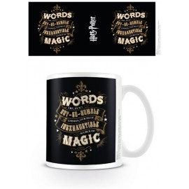 Taza Harry Potter Source Of Magic