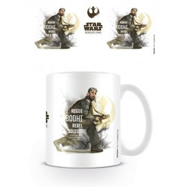 Taza Star Wars Rogue One Bodhi Profile