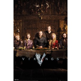 Poster Vikings Table