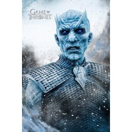 Poster Game Of Thrones Night King