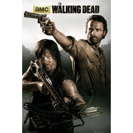 Poster The Walking Dead Rick & Daryl