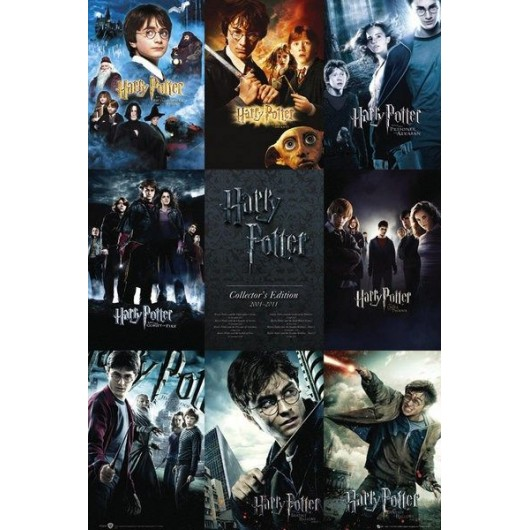 Maxi Poster Harry Potter Collection