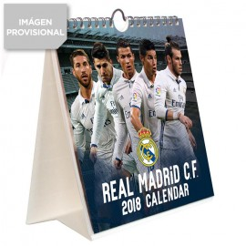 Calendario Combi 2018 Real Madrid