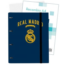 Carpeblock 4 Anillas Premium Real Madrid 1902
