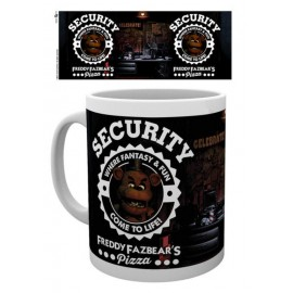 Mug Five Nights At Freddys