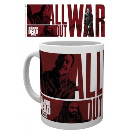 Mug The Walking Dead All Out War