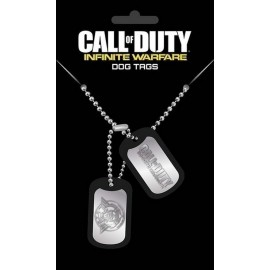 Chapa Militar Call Of Duty Infinite Warfare