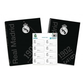 Pack Papeleria Real Madrid Premium