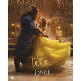 Mini Poster Beauty & The Beast