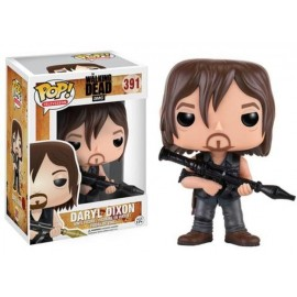 Daryl Dixon With Rocket Launcher Pop
