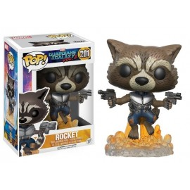 Rocket Racoon 2 Guns Gotg 2 Pop