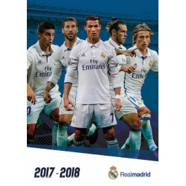Calendario 2017/2018 A3 Real Madrid