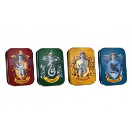 Timeless Tins Set Of 4 - Harry Potter (Houses)