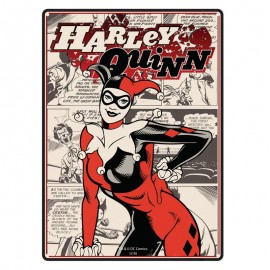 Tin Sign Small - Batman (Harleyquinn)