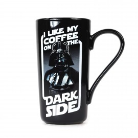 Mug Latte Boxed - Star Wars (Darth Vader)