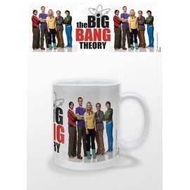 Mug Group Portrait Big Bang Theory