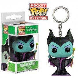 Pop Vinyl Keychain Disney Maleficent