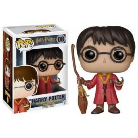 Pop Vinyl Harry Potter Quidditch Harry