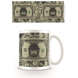 Taza Mug Breaking Bad Dollar