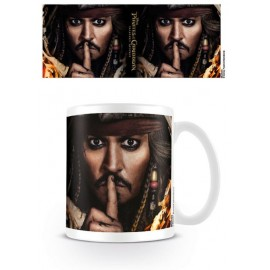 Taza Mug Pirates Of The Caribbean Can You Keep A Secret