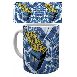 Taza Mug Doctor Who Vworp